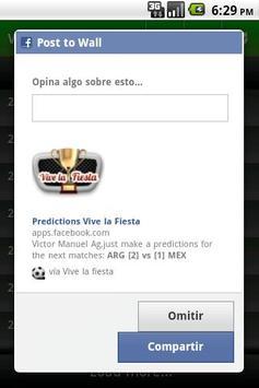 Vive la Fiesta apk screenshot