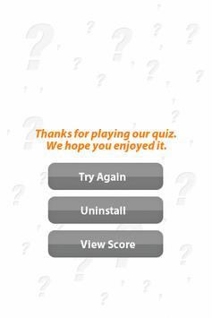 Rivers and Seas - 100Q Quiz apk screenshot