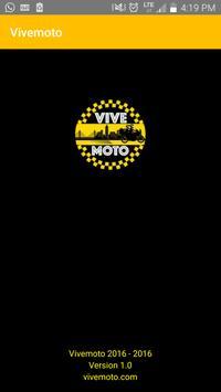 Vivemoto poster
