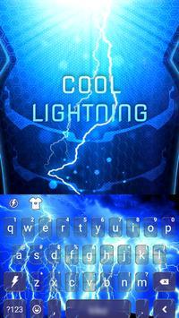 Fabulous Lightning Free Theme poster
