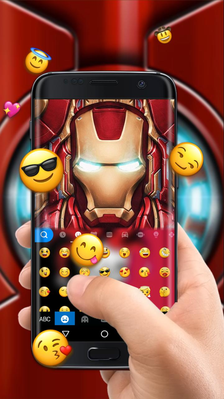 Avengers Iron Man Keyboard for Android - APK Download