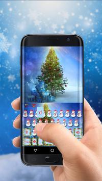 Holy Christmas Keyboard Theme screenshot 1