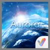 Aurora 3D V Launcher Theme icon