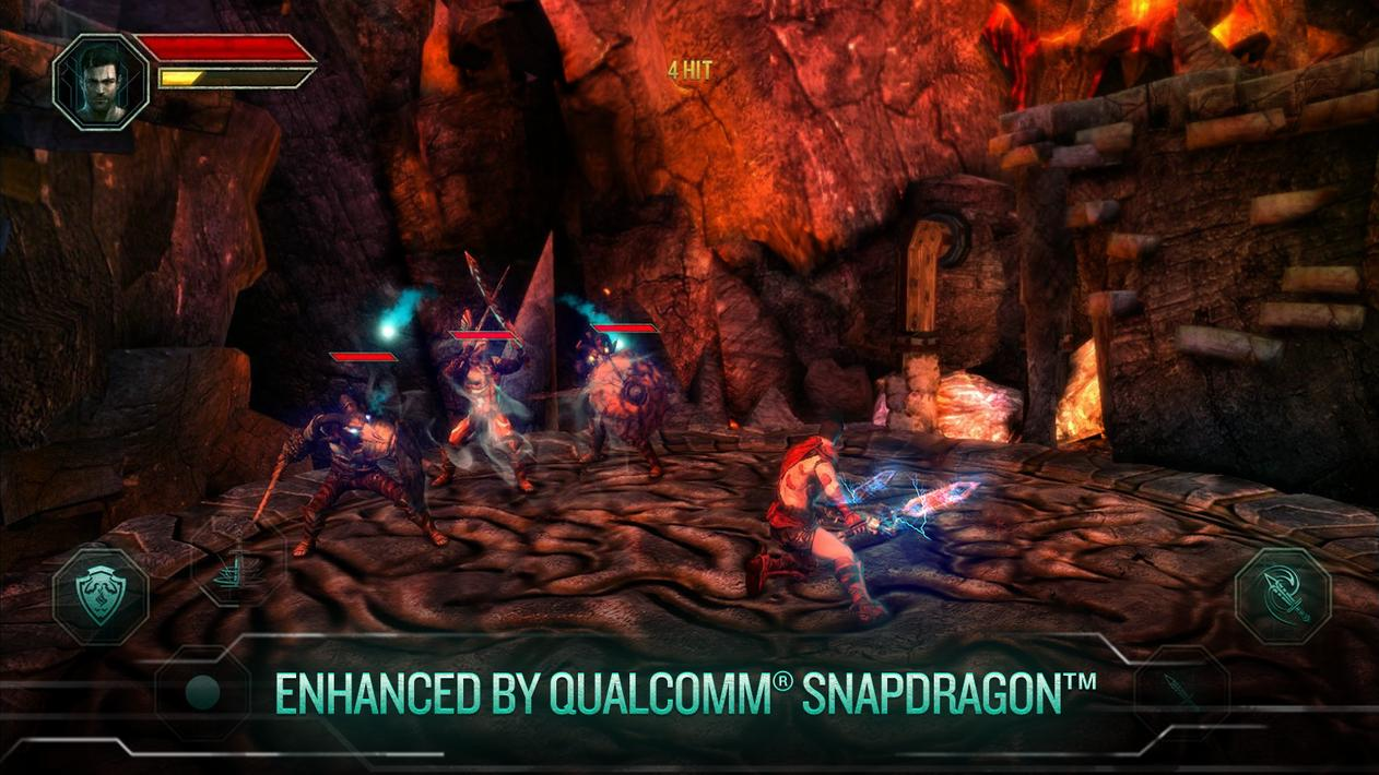 Godfire: Rise of Prometheus Mod Android 4
