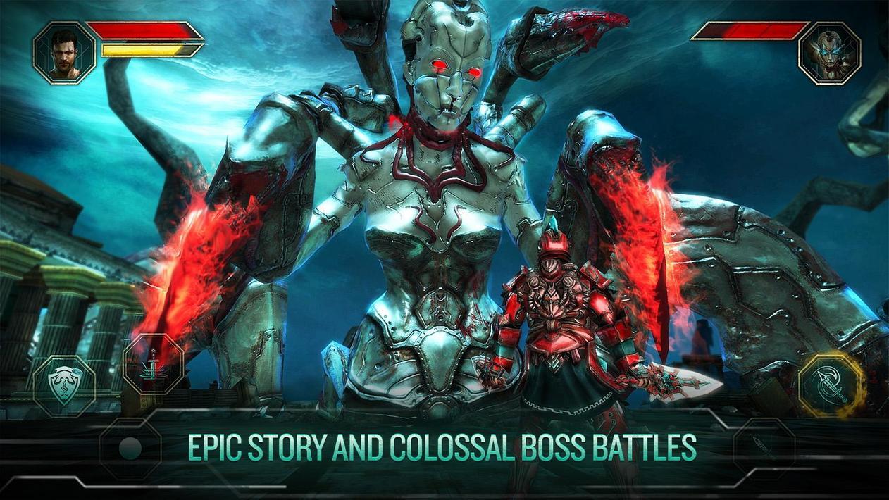 Godfire: Rise of Prometheus Mod Android 1