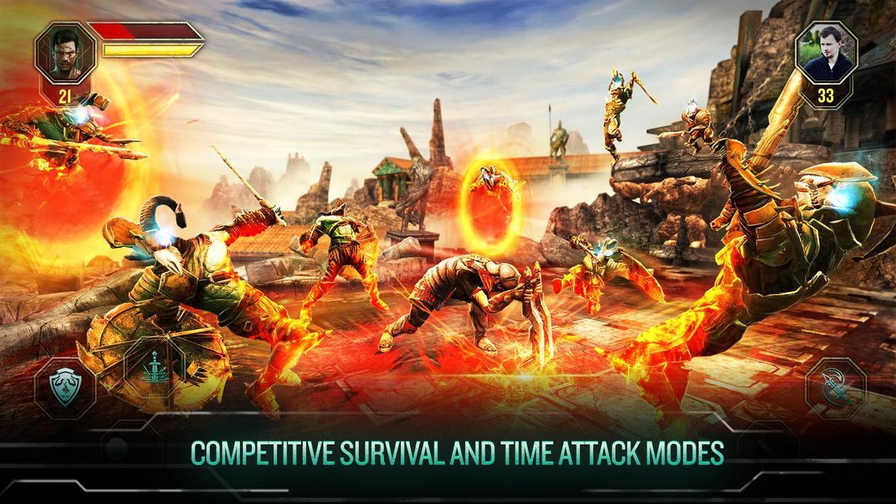 Godfire: Rise of Prometheus Mod Android 2