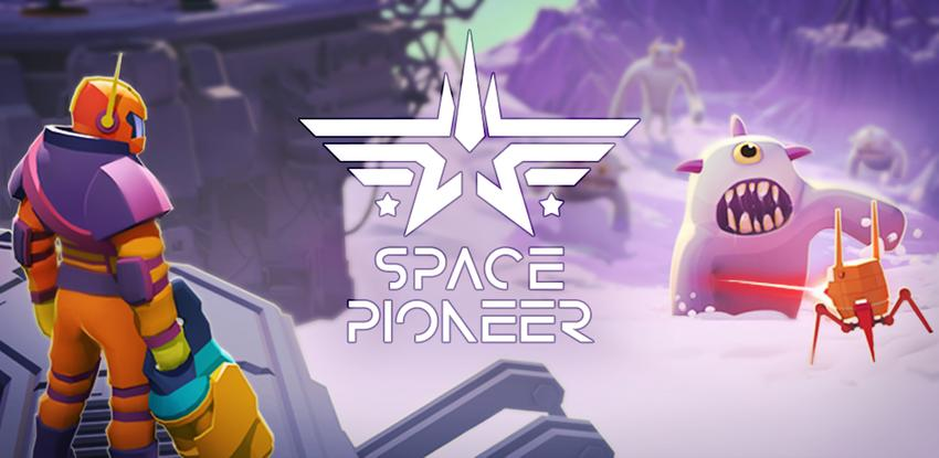 Space Pioneer – Shoot, build & rule the galaxy APK