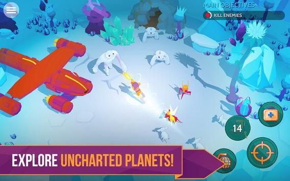 Space Pioneer screenshot 16