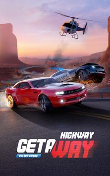 Highway Getaway: Police Chase apk screenshot