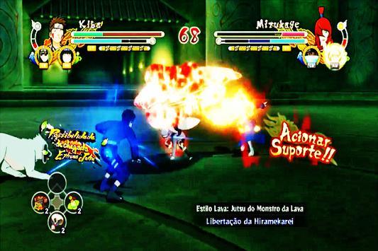 New Ninja Naruto Senki Storm 4 Game Guide screenshot 8