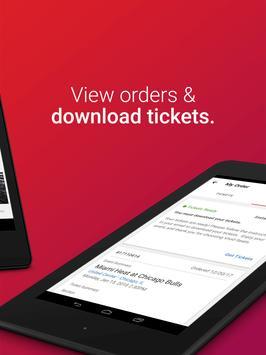 Vivid Seats – Event Tickets apk screenshot