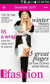 ViVi Magazine apk screenshot