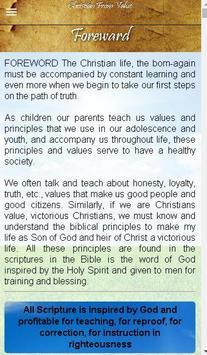 Christian Value screenshot 2