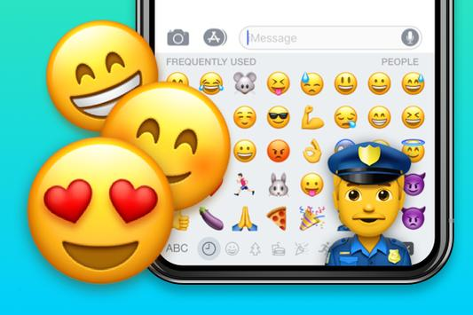 Iphone emoji keyboard apk