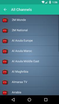 Morocco TV apk screenshot