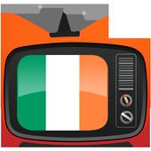 Ireland TV icon
