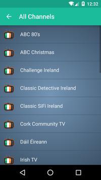 Ireland TV apk screenshot