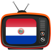 Paraguay TV icon
