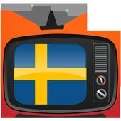 Sweden TV icon
