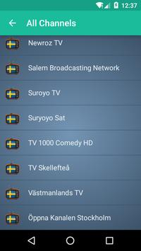 Sweden TV screenshot 4