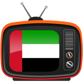 UAE TV icon