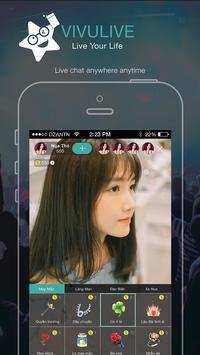 Vivu Live - Video trực tuyến apk screenshot