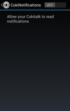 CukiNotifications screenshot 3