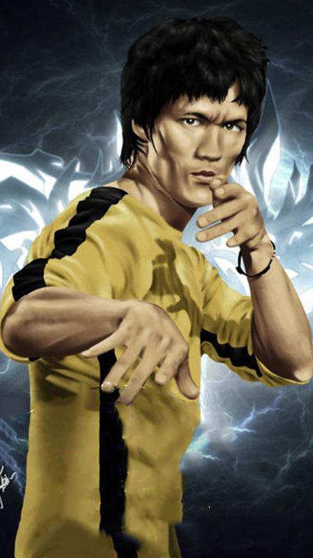 Bruce Lee Wallpaper HD الملصق Bruce Lee Wallpaper HD تصوير الشاشة 1 ...