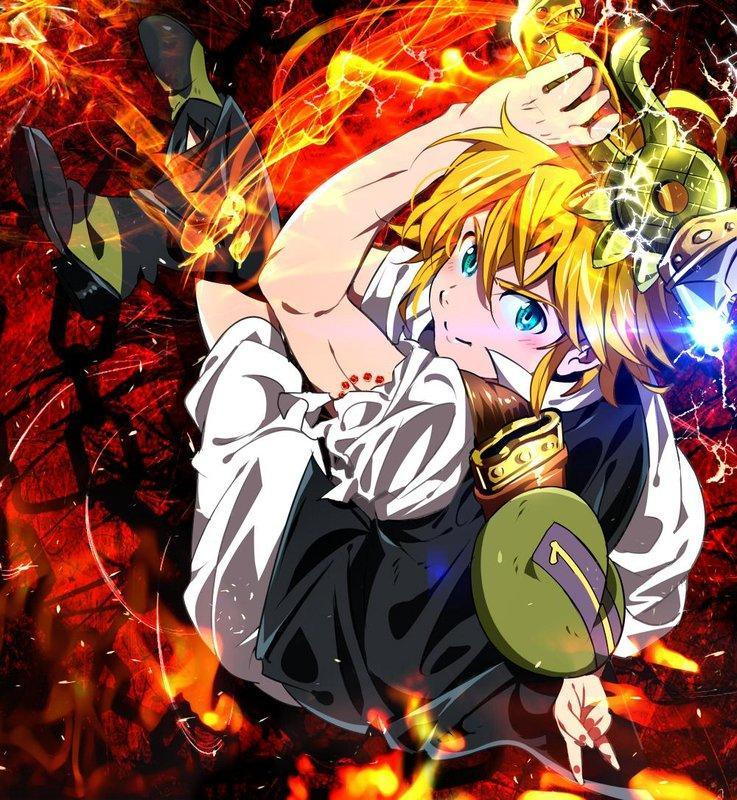 Meliodas Anime Wallpaper HD Para Android