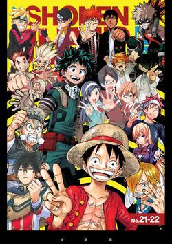 Shonen Jump Manga Reader スクリーンショット 6