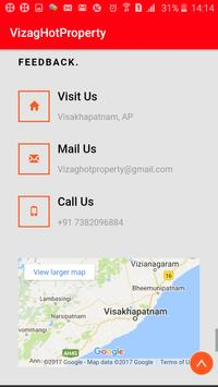 Vizag Hot Property apk screenshot