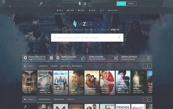 VIZER screenshot 1