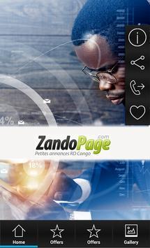 Zando Page apk screenshot