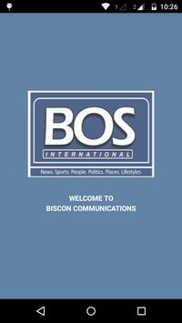 Biscon Communication poster