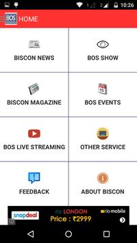 Biscon Communication screenshot 1
