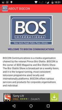 Biscon Communication screenshot 7