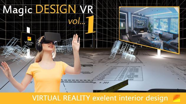 Magic DESIGN VR vol...1 poster
