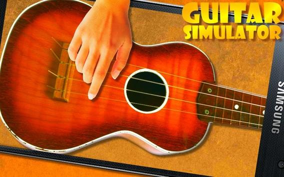 Play Guitar simulator apk screenshot