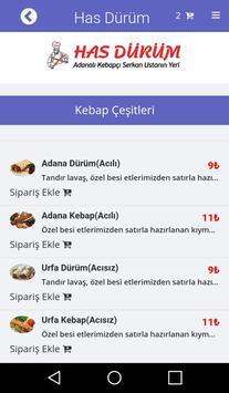 Has Dürüm screenshot 1