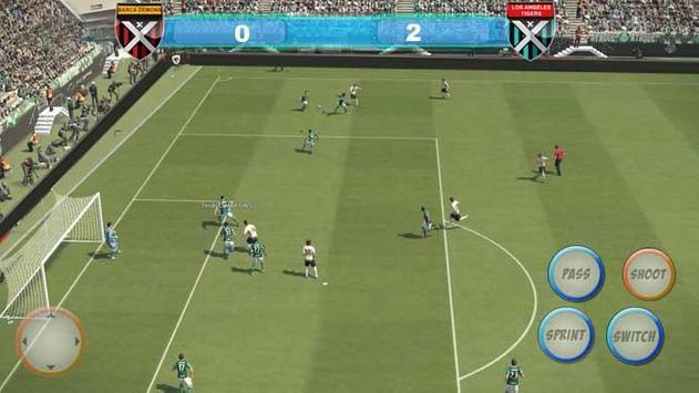 Winning Soccer Eleven 2017 captura de pantalla 4