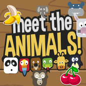 Animal Party Match 3 Game icon
