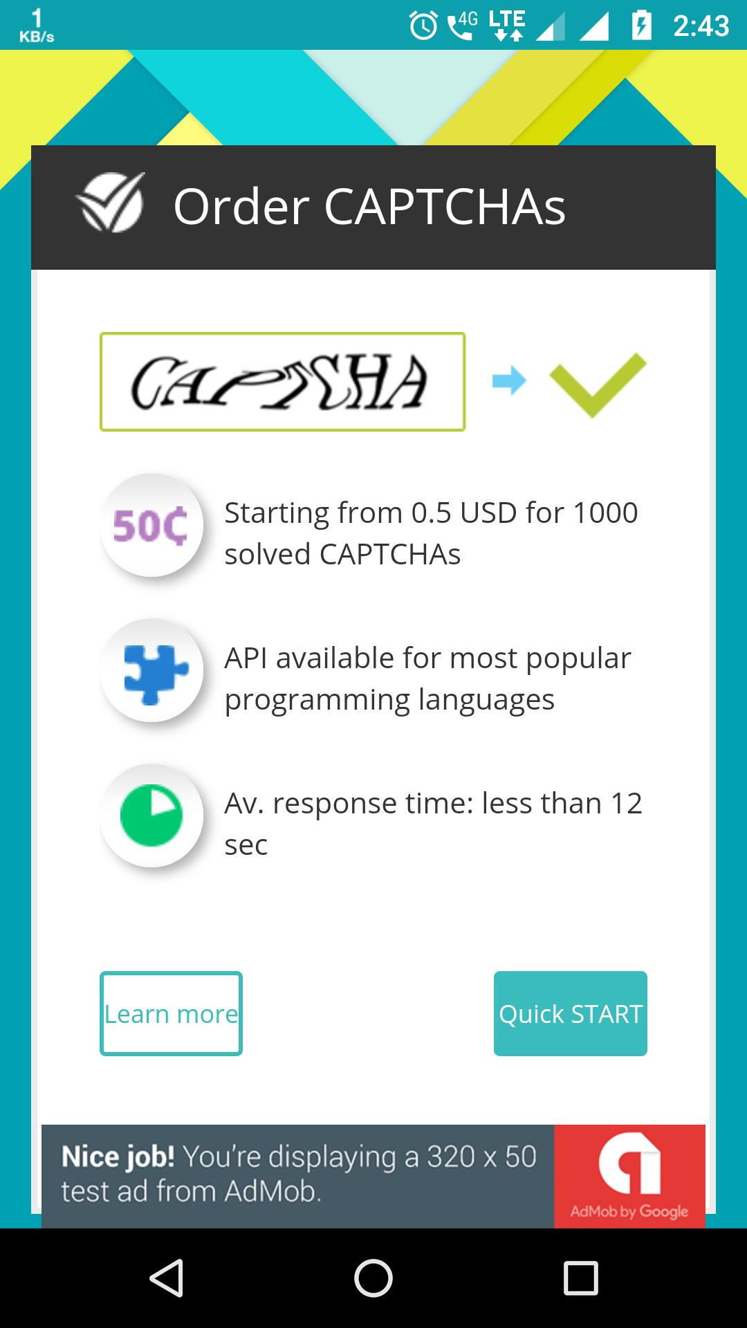 Online Captcha typing Jobs 2018 for Android - APK Download