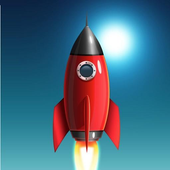 Space Frontier 2D icon