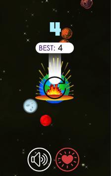 Space Frontier 2D apk screenshot
