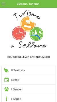 Sellano Turismo poster