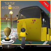 TUK TUK  Auto Racing 3D icon