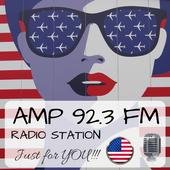 New York 92.3 AMP WBMP Fm Radio Stations HD live icon