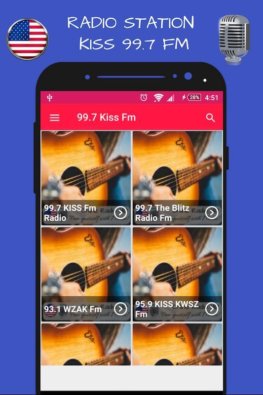 Kiss 997 Fm Los Angeles California Radio Stations 4
