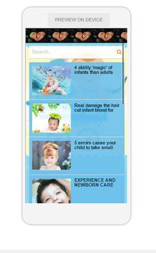 Care Guide Baby poster