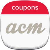 ACMCoupons icon